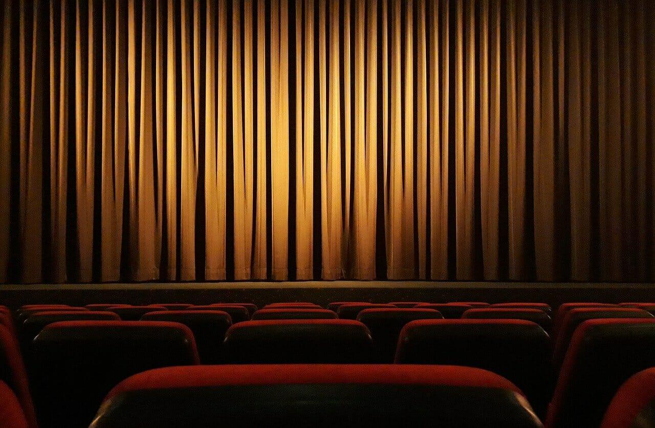 Laveur d'écran de cinéma