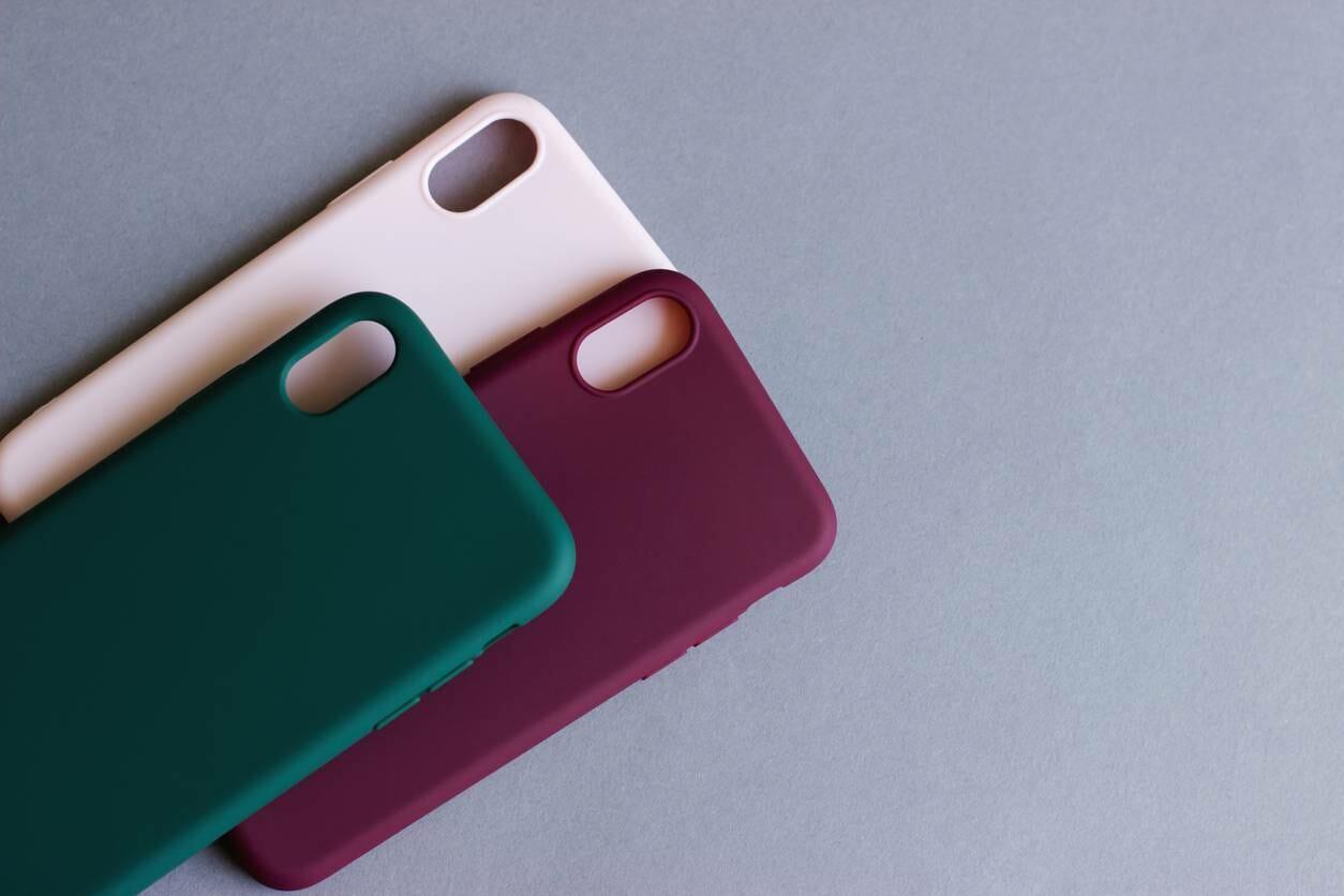 Accessoires smartphones coques