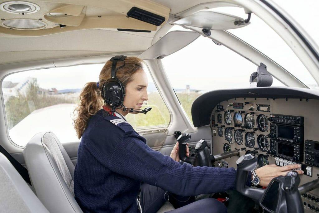 formation pilote avion